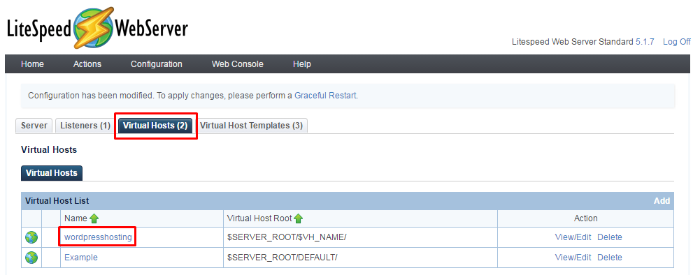 virtual-host-config